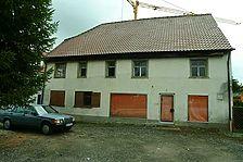 Nordansicht / Wohnhaus mit Bäckerei in 88255 Baienfurt (04.05.2009 - Michael Hermann)