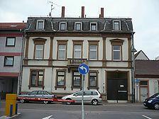 Ostansicht / Wohnhaus in 68723 Schwetzingen (05.05.2010 - Aldinger Architekten, Stuttgart)