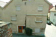 Nordansicht / Wohnhaus in 89073 Ulm (14.04.2009 - Michael Hermann)
