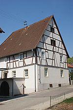 Wohnhaus in 76684 Östringen-Tiefenbach (18.04.2011 - Lohrum)
