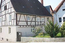 Wohnhaus in 76684 Östringen-Tiefenbach (18.04.2011)