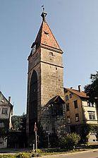 Schmiedtorturm in 73525 Schwäbisch Gmünd (www.ostalb.net)