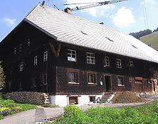 Frontansicht des Naglerhofes / Naglerhof in 79872  Bernau,  keine genauere Zuordnung (18.07.2011 - badische-zeitung.de)