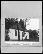 Johanneskapelle, Nordansicht / Johanneskapelle in 73527 Schwäbisch Gmünd, Zimmern (07.1979 - Foto Marburg; https://www.bildindex.de/document/obj20715535?medium=mi08965i09)