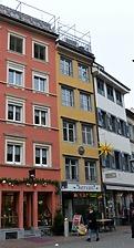 """Südostansicht / Wohnhaus """"Roter Goggelhahn"""" in 78426 Konstanz (23.12.2016 - Aghegian-Rampf, Christin)"""