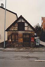 Backhaus noch in Sulzgries (1989) / Backhaus aus Esslingen-Sulzgries in 73733 Sulzgries (01.04.1989 - Kopper + Schenkel Architekten/Esslingen)
