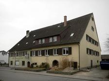 Gesamtansicht des Gebäudes Mittelzellerstr. 14 / Wohnhaus in 78479  Reichenau, Mittelzell (16.04.2012 - Frank Löbbecke )