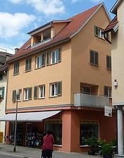 Wohn- und Geschäftshaus in 74354 Besigheim (30.08.2016 - Numberger, Markus)