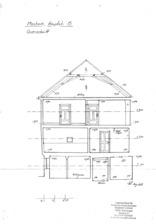 Querschnitt (2012) / Wohnhaus in 74821 Mosbach (05.08.2012 - Lohrum)
