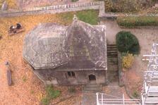 Aufsicht / Regiswindiskapelle St. Anna in 74348 Lauffen am Neckar (10.09.2011 - strebewerk.Riegler Läpple Partnerschaft Dipl.-Ing.)
