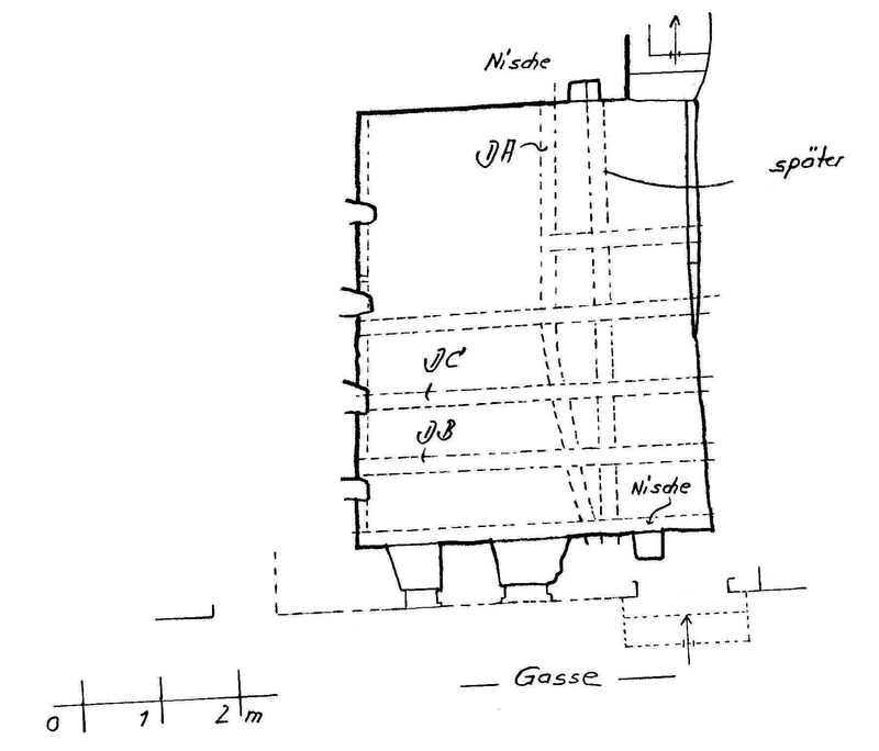 wohnhaus objektansicht datenbank bauforschung restaurierung. Black Bedroom Furniture Sets. Home Design Ideas
