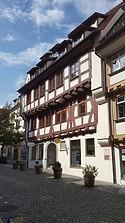 Ansicht südl. Traufseite / Wohnhaus in 89073 Ulm (26.08.2008 - Christin Aghegian-Rampf)