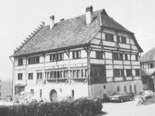 Haupthaus  / Rebgut Haltnau in 88709 Meersburg (01.01.1973 - Bildindex Foto Marburg: LDA TÜ, Neg. Nr. 21 854)