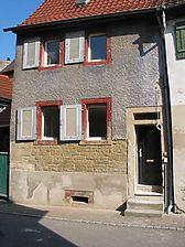 Südliche Straßenanschicht / Wohngebäude in 75031 Eppingen
