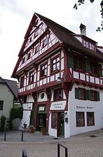 Nordansicht / Wohnhaus in 88515 Biberach, Biberach an der Riß (24.06.2018 - Christin Aghegian-Rampf)