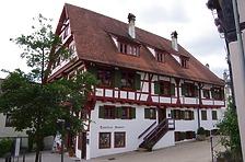 Nordwestansicht  / Wohnhaus in 88515 Biberach, Biberach an der Riß (24.06.2018 - Christin Aghegian-Rampf)