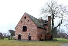Ansicht von Nordosten / Ehem. Eiskeller in 88682 Salem, Weildorf (23.01.2014 - K. Uetz)