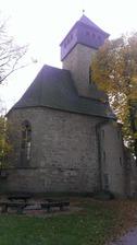 Ansicht der Ottilienkapelle von Nordost / Ottilienkapelle in 75031 Eppingen, Ottilienberg (22.10.2013 - strebewer. Riegler Läpple, Partnerschaft Diplom-Ingenieure)
